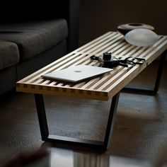 I need a new coffee table. This seems like something I could make or have made.