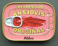 Swedish Anchovies.   Awesome can IMPDO. I love anchovies!