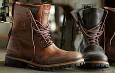 Timberland Boot Company® : Tackhead Collection \\ amazing men's boots!