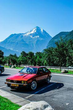 Alfa Romeo Gtv6, Alfa Gtv, Custom Cars, Dream Cars, Automobile, Husband, Money, Classic, Vintage