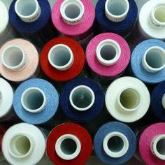 Bobines de fils 500m Toldi-Gutermann 18 couleurs au choix 2,50€