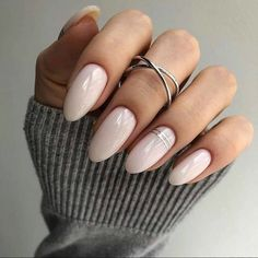 Effect manicures 20 Trendy Manicure Nails 2019 - You Must Have To Try! Natural Manicure Nails Summer 2019 - ✅Pin it and View website! Nail Polish Designs, Nail Designs, Cute Nails, Pretty Nails, Trendy Nails 2019, Hair And Nails, My Nails, Natural Manicure, Wedding Nail Polish