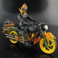 ghost rider 2 action figures - Google Search
