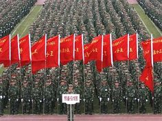 "chinese military | Top Chinese military newspaper Liberation Army Daily recently ... HOW TO BEAT THESE RED ""COMMUNISTS"" LOCUSTS??"