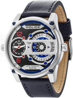 Police Multifunktionsuhr »D-JAY 46f6380bfd