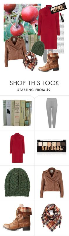 """""""Plus size bookworm's November outings"""" by curvyquill ❤ liked on Polyvore featuring Oris, WearAll, Persona, NYX, NOVICA, River Island, Charlotte Russe and BP."""