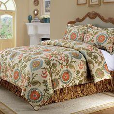 HFI Broome Festive 4 Piece Comforter Set & Reviews   Wayfair