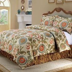 HFI Broome Festive 4 Piece Comforter Set & Reviews | Wayfair