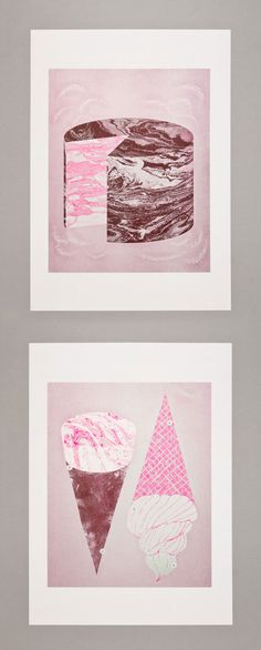 Loving these sugary prints!