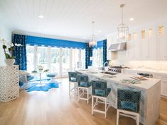 Kitchen by Marlania Teich Designs