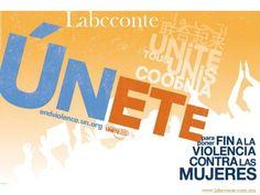 Día Internacional de la Eliminación de la Violencia contra la Mujer - Labcconte México