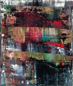Gerhard Richter - Abstraktes Bild 1994