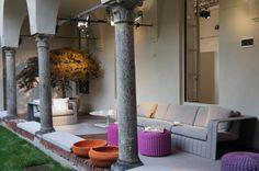 Paola Lenti outdoor furniture