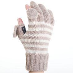 smart phone cashmere gloves!