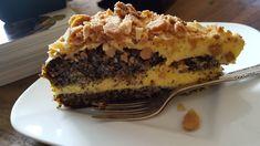 Illes super schneller Mohnkuchen ohne Boden mit Paradiescreme und Haselnusskrokant, ein sehr schönes Rezept aus der Kategorie Kuchen. Bewertungen: 228. Durchschnitt: Ø 4,5.