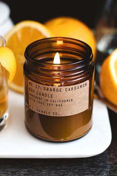 Bougie Orange Cardamom 3,5 oz PF Candle CO.
