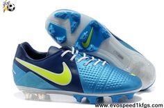 Buy Nike CTR360 Maestri III AG Sea Blue Blue Volt Soccer Shoes Store