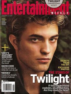 Entertainment Weekly Rob