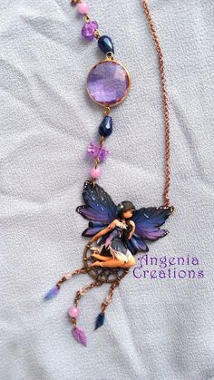 The colors! Angenia Creations