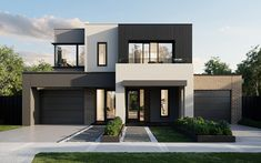 Architecture Discover Find Great Architecture In The Bayside Home Modern Exterior Exterior Design Modern Architecture House Architecture Design Duplex Design Industrial Design Furniture House Front Design American Houses Storey Homes Modern Exterior House Designs, Dream House Exterior, Modern Architecture House, Exterior Design, Architecture Design, Modern Home Exteriors, Home Modern, House Exteriors, Modern Contemporary