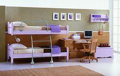 Children Bunk Beds: Unique Bunk Bed For Your Children ~ 3meia5.com Bedroom Inspiration
