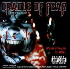 BEST SPECIAL EFFECTS: Cradle Of Fear