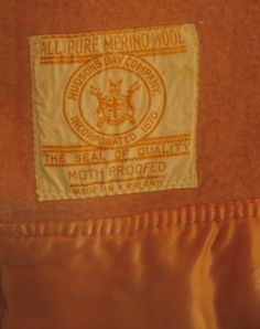 dating hudson bay blanket labels About hbc heritage hbc heritage is an internal department of hudson's bay company we are committed to the preservation, education, and promotion of hudson's bay company's history and the.