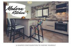 #Ushapedkitchen #modernkitchen #modernkitcheninspiration #modernkitchenideas #kitchendesign #Kitchenideas #kitchenfurniture #kitcheninspiration #KUXAstudio #KUXA #KUXAkitchen #bucatariemoderna #bucatarieU U Shaped Kitchen, Furniture, Studio, Table, Design, Inspiration, Home Decor, U Shape Kitchen, Biblical Inspiration