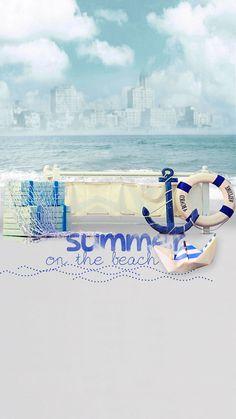 """IPhone Summer """"Design studio"""""""