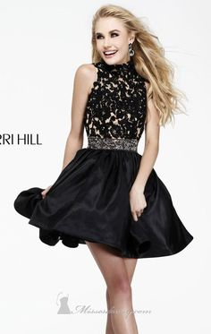 Sherri Hill 21194. An amazing opening number cocktail dress! #pageantassociates