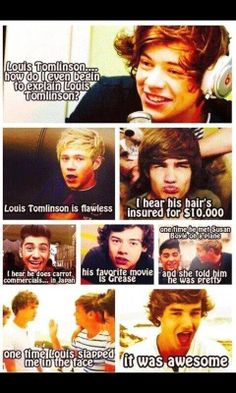One Direction story/Mean Girls hahaha