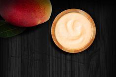 2. Coconut-Mango Cream