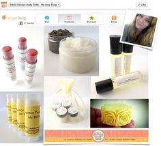 Basically I love everything by STELLA KENTON BODY SHOP @Bethany Shoda Vegan lip balms, pumpkin scrubs, mineral lip gloss, organic perfume oil, nut-free massage bars - you'll find all this and much more in Bethany's deliciously tempting bath and body shop: https://www.facebook.com/StellaKentonBodyShop/app_121288031389348
