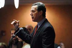 Photo #88 #prezpix #prezpixrs election 2012 candidate: Rick Santorum publication: Los Angeles Times LA Times publication date: 3/3/12
