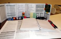 Behind the dungeon master's screen A guide to DM tools