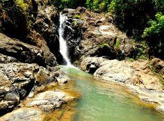 """Waterfall """"Gembuk"""" @ Pacitan, East Java Indonesia."""