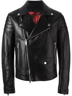 Valentino Biker Jacket - Vitkac - Farfetch.com $2,545.21