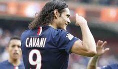 edinsonBagi klub besar yang ingin mendapatkan Edinson Cavani tampaknya harus urut dada karena pihak Paris Saint-Germain tidak akan melepas pemain bersangkutan.