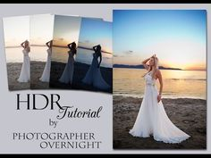 How to Create an HDR Image with a Single RAW File - Photographer Overnight