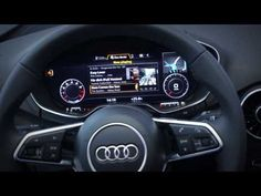 QNX in Action: Audi FPK Driver Information Display