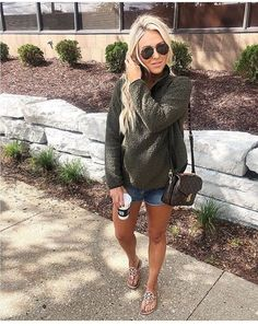 50 Cozy Outfit Ideas You Need Mode Outfits, Short Outfits, Casual Outfits, Fashion Outfits, Womens Fashion, Fashion Ideas, Fall Winter Outfits, Spring Outfits, Casual Winter