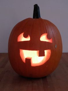 10 simple steps to carving the perfect Halloween pumpkin