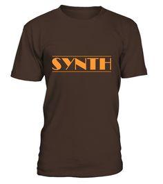 Synth Orange  #gift #idea #shirt #image #music #guitar #sing #art #mugs