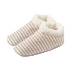 UniQlo Fleece Slippers