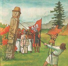 lechici Poland History, Polish Language, English Games, Religion, Montessori Materials, Cartography, History Facts, Ancient History, Civilization