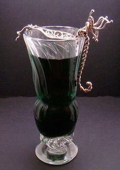 ☆ Bronze Absinthe Spoon with Fairy on Top :¦: Shop:  The Mystic Cauldron ☆