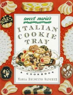 25 Traditional Italian Cookie Recipes - from Mangia Bene Pasta. Who Eats Well, Lives Well :o)