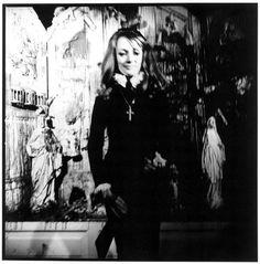 """Google Doodle: Bildhauerin Niki de Saint Phalle wurde mit ihren """"Nana""""-Figuren berühmt - Mehr Infos zum Thema auch unter http://vslink.de/internetmarketing"""