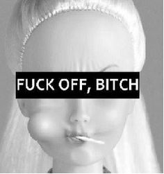 Fuck off bitch Barbie Mood Wallpaper, Aesthetic Iphone Wallpaper, Disney Wallpaper, Aesthetic Wallpapers, Barbie Mala, Bad Barbie, Barbie Style, Bitch Quotes, Qoutes