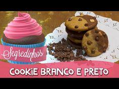 Como fazer Cookies meio a meio (Preto e Branco!) - Segredinhos #107 - YouTube